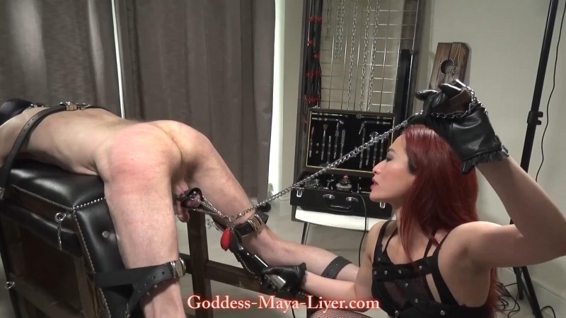 Bound for my Pleasure. Goddess-Maya-Liyer.com (2171 Mb)