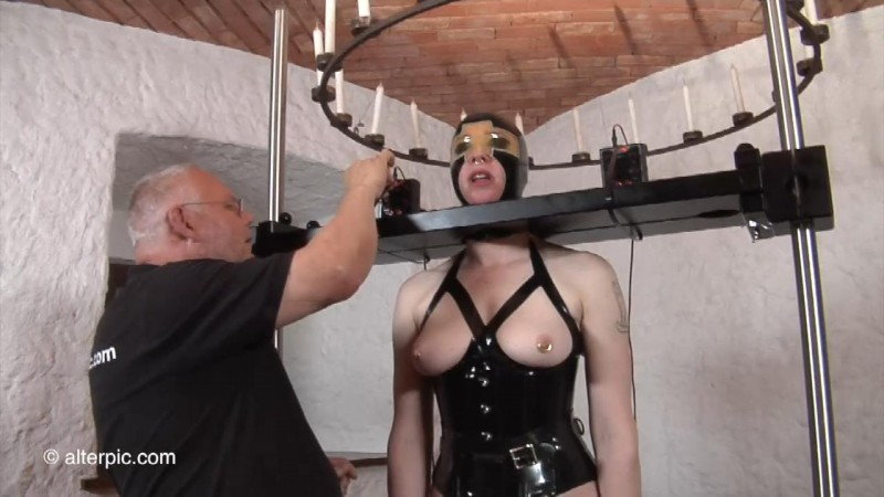 Double Penetration Electro Stimulation – Anna Rose and Uwe Rose. AlterPic.com (399 Mb)