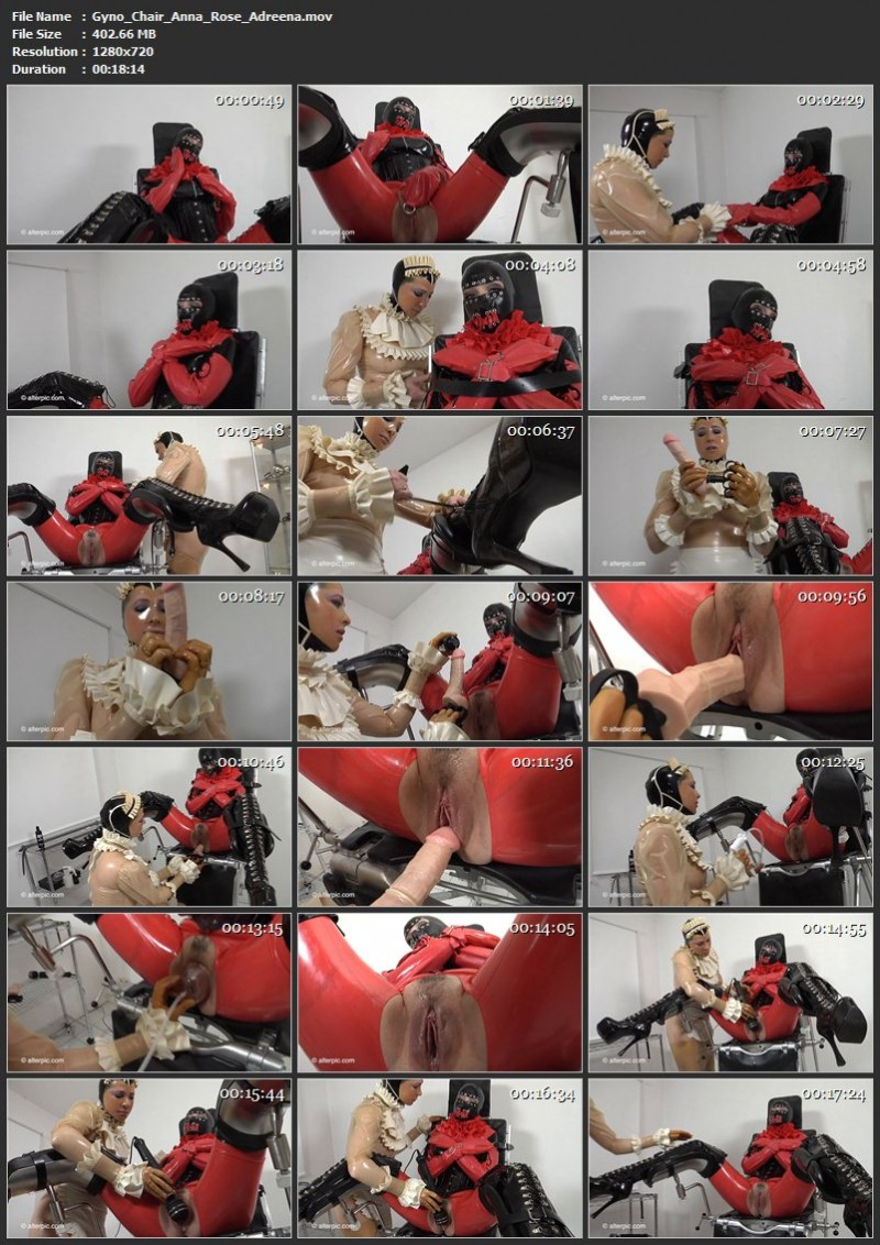 Gyno Chair – Anna Rose, Adreena. Dec 02 2016. AlterPic.com (402 Mb)