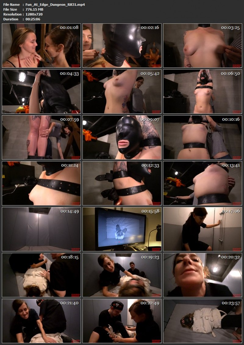 Fun At Edge Dungeon (R831). May 12 2018 Seriousimages.com (776 Mb)