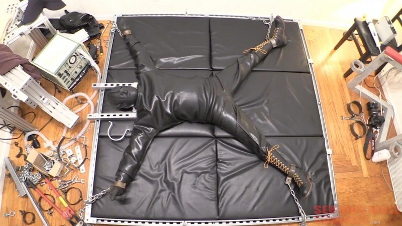 Sweet Rubber Dreams (R802). Feb 25 2018 Seriousmalebondage.com (1825 Mb)