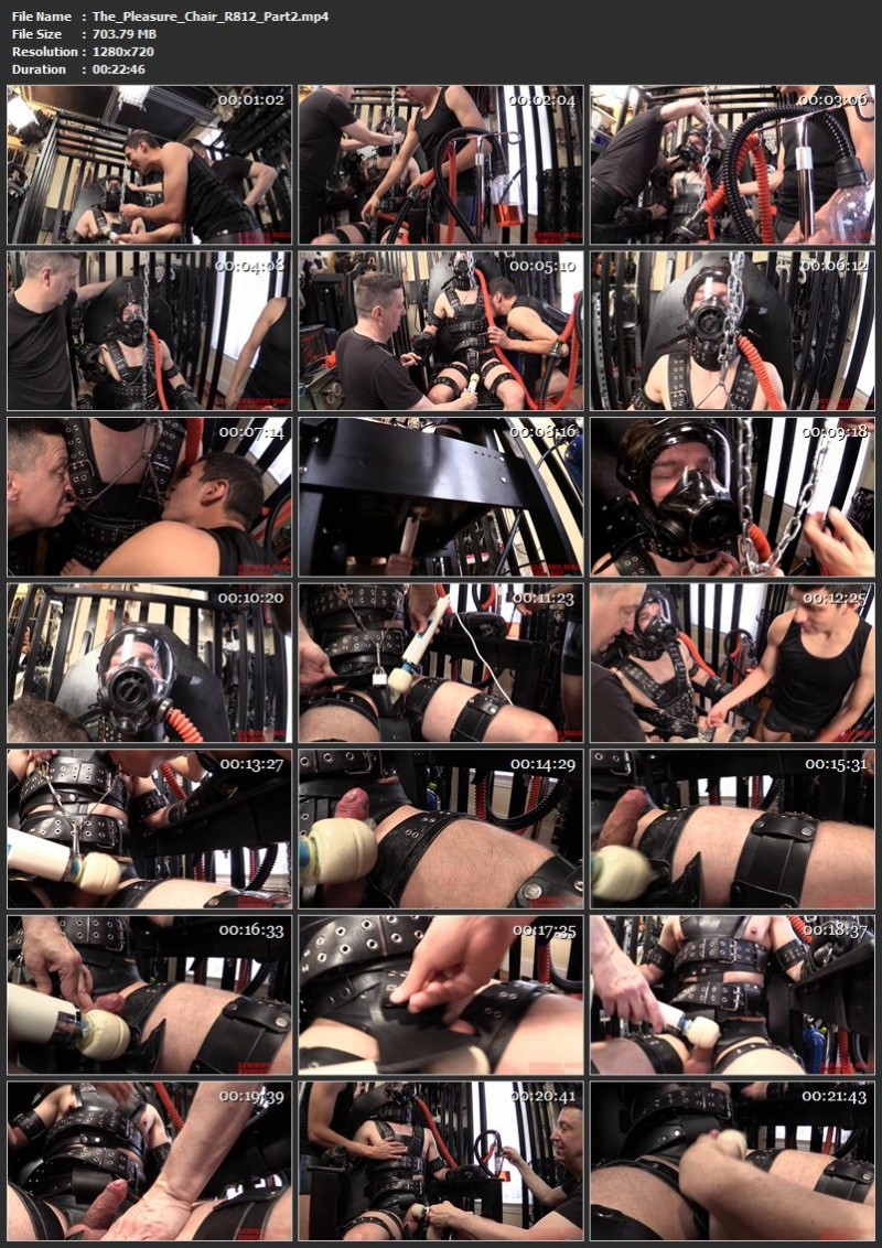 The Pleasure Chair (R812). Mar 11 2018 Seriousmalebondage.com (1297 Mb)
