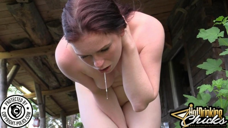 Bad side effects for Anja – Anja and Tanja. HotDrinkingChicks.com (1747 Mb)