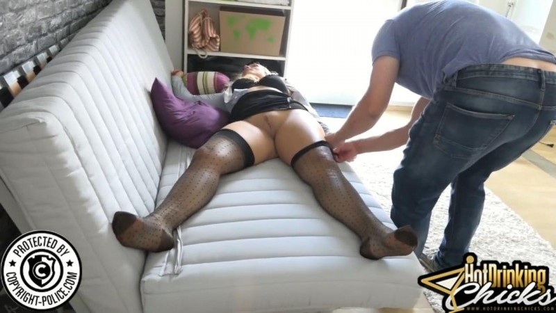 Tatjana Young get wasted. HotDrinkingChicks.com (2794 Mb)