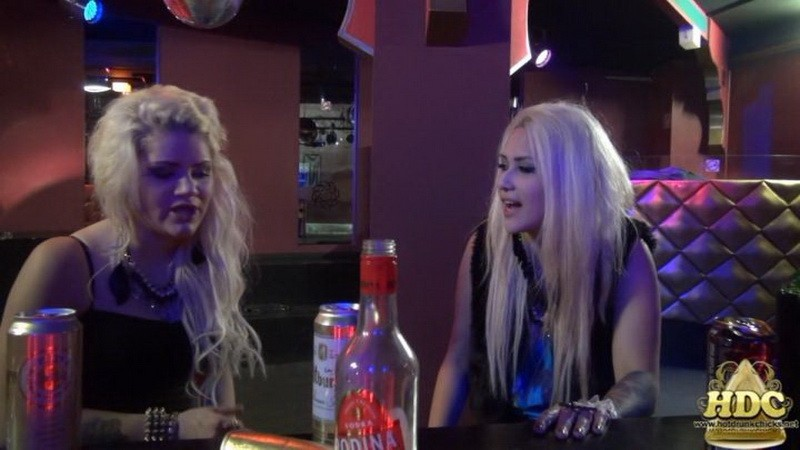 The Aftershow Party – Joan, Sienna Lane. HotDrinkingChicks.com (2255 Mb)
