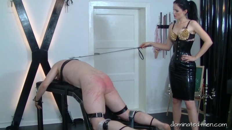 Herrin Blackdiamoond – This will now hurt. Dominated-men.com (228 Mb)