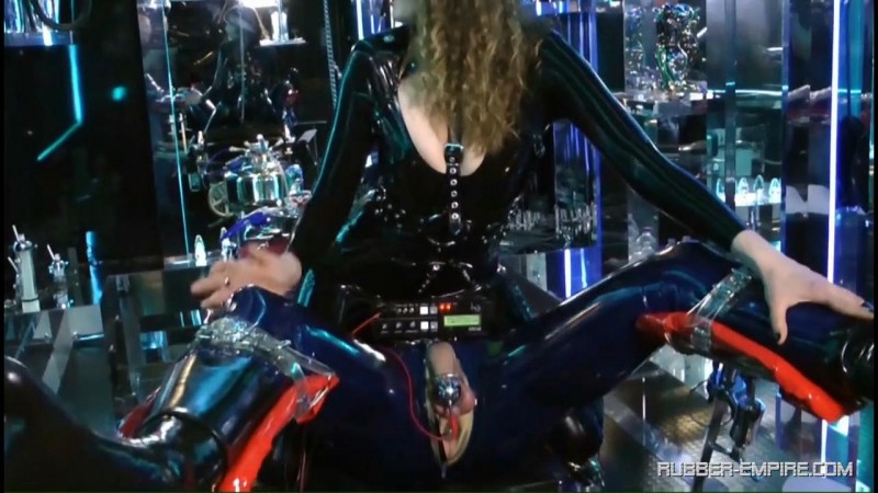 Holly, my Rubber Toy – Lady Lilith. Rubber-empire.com (565 Mb)