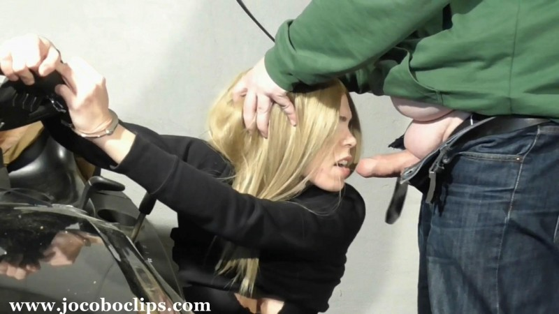 Captured Blonde Sexslave – Juliette. Jocoboclips.com (519 Mb)