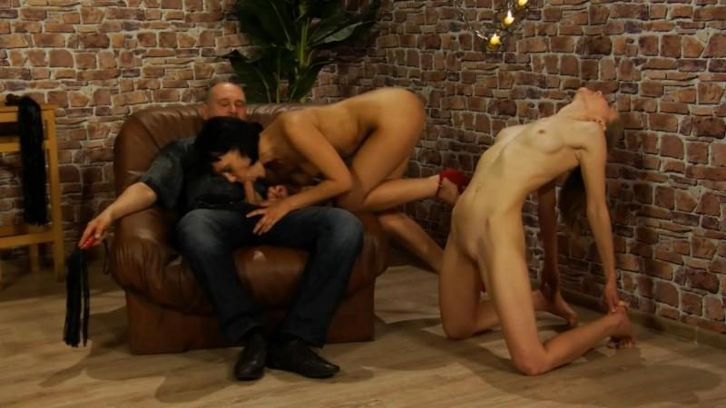 Casting – Slave Oo, Slave Ela and Master Slava. Slavesinlove.com (1419 Mb)