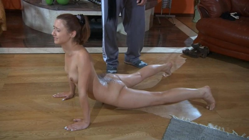 Fitness – Slave As and Master Jeorge. Slavesinlove.com (1599 Mb)