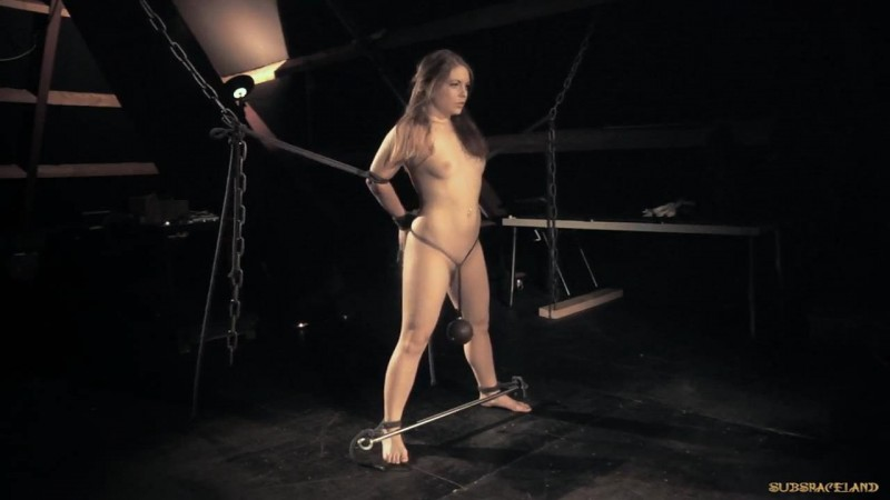 Hanging By A Thread – Alessandra Jane. SubSpaceLand.com (230 Mb)