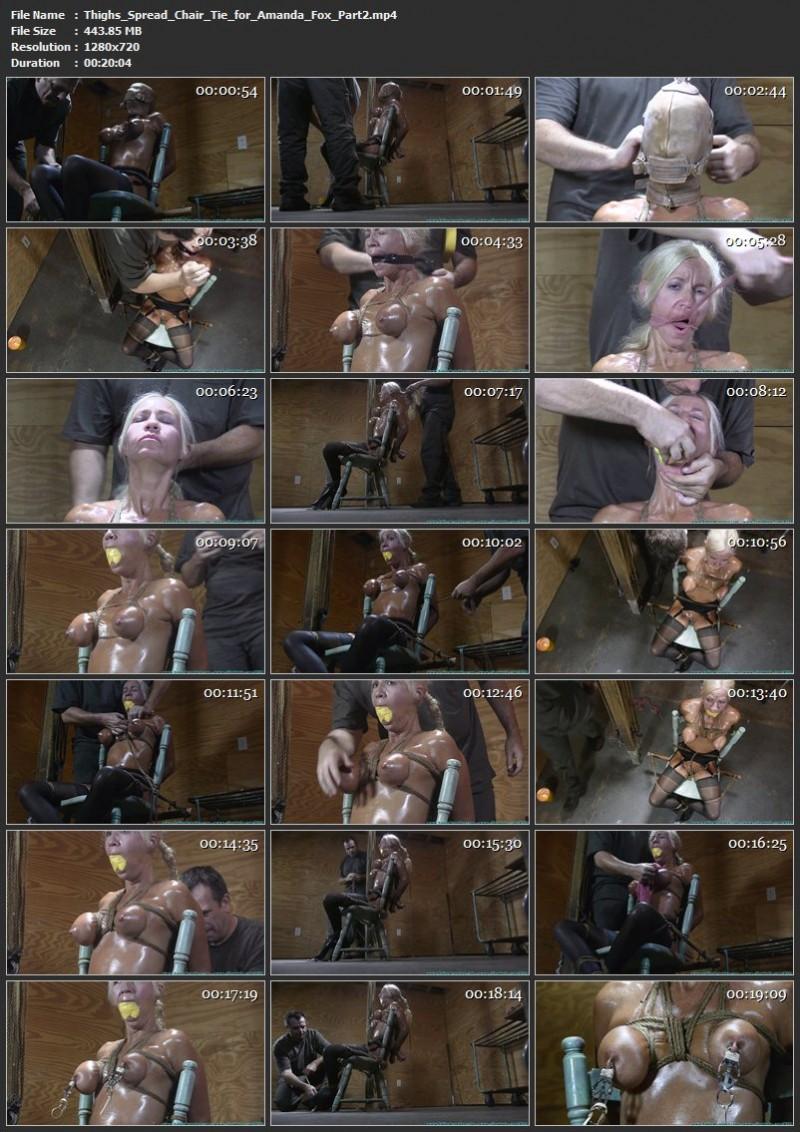 Thighs Spread Chair Tie for Amanda Fox. Futilestruggles.com (1571 Mb)
