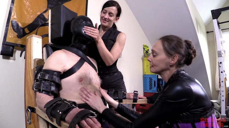 Two Dommes Are Better Than One (R859). Sep 21 2018 Seriousimages.com (536 Mb)