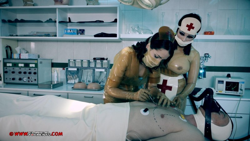 A Mistake With Consequences – Liz Rainbow And The Rubbersisters Part Two (Clip350). Mar 05 2018. Clinicaltorments.com (877 Mb)