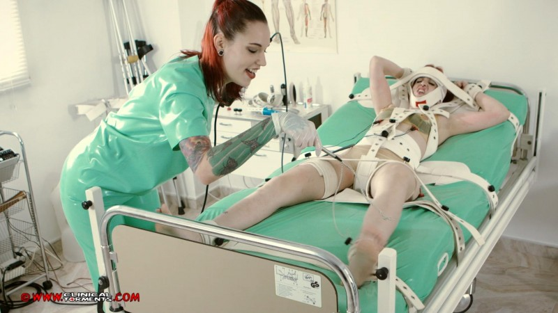 Reflection Tests – Nurse Silvia Rubi And Lilyan Red Part Five (Clip336). Oct 06 2017. Clinicaltorments.com (778 Mb)