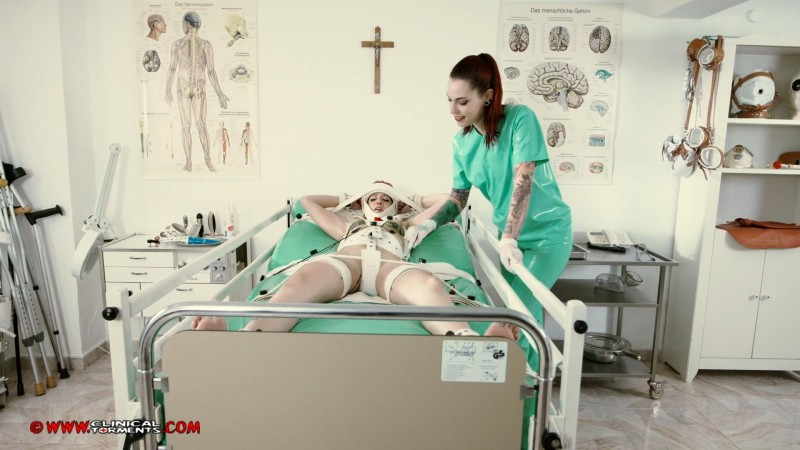 Reflection Tests – Nurse Silvia Rubi And Lilyan Red Part Six (Clip340). Nov 18 2017. Clinicaltorments.com (770 Mb)