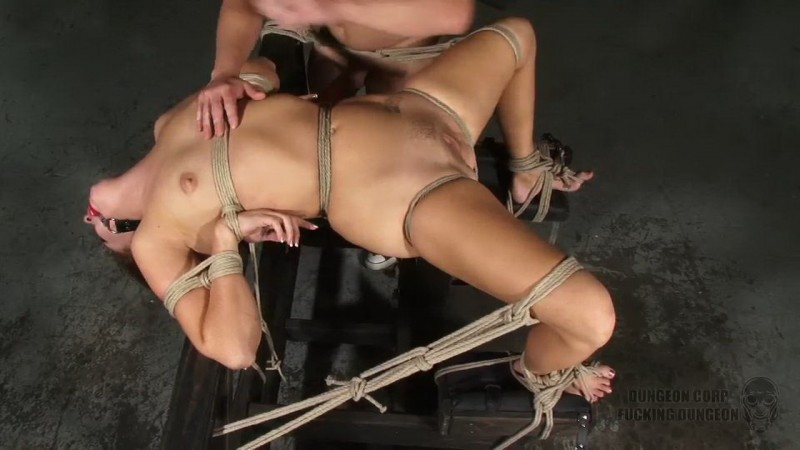 Testing Out Her Gear – Charlie Ann. Dungeoncorp.com (435 Mb)