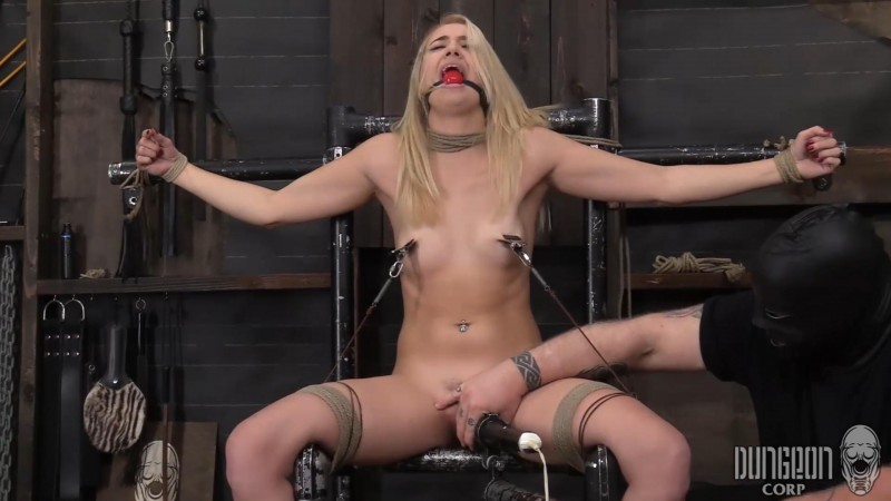 Adjusting Her Attitude – Sierra Nicole. Dungeoncorp.com (783 Mb)