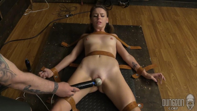 Anxious in Bondage – Alex Blake. Dungeoncorp.com (765 Mb)