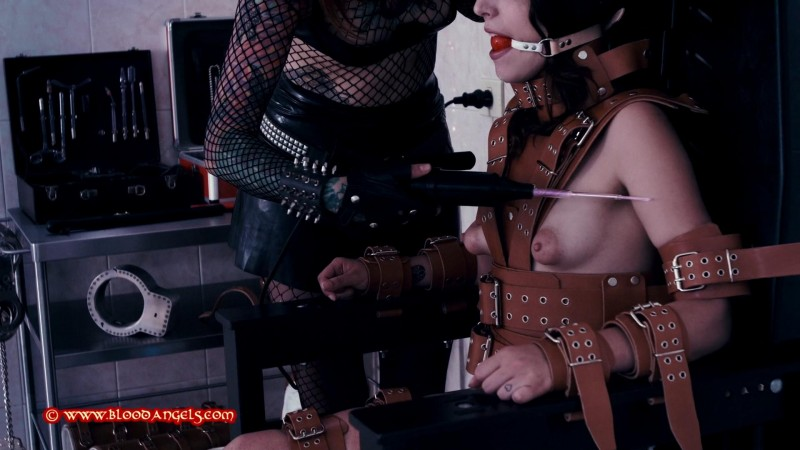 A Hard Punishment – Silvia Rubi And Liz Rainbow Part Seven (Clip 516). May 18 2018. Bloodangels.com (917 Mb)