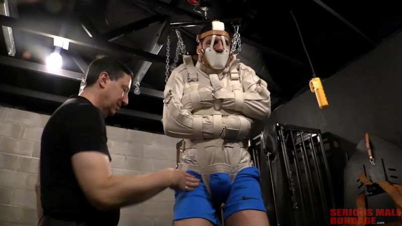 Fun Times At Edge Dungeon (R892) Part 6 and 7. Jan 20 2019. Seriousmalebondage.com (1325 Mb)
