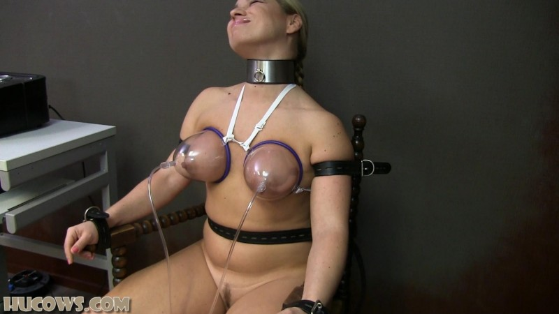 Olga – udder enlargement training (hu180). Jun 09 2018. HuCows.com (617 Mb)