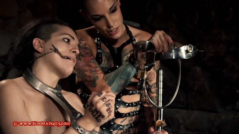 Six Bdsm Lessons – Silvia Rubi And Chiara Diletto Part Ten (Clip511). Apr 09 2018. Bloodangels.com (752 Mb)