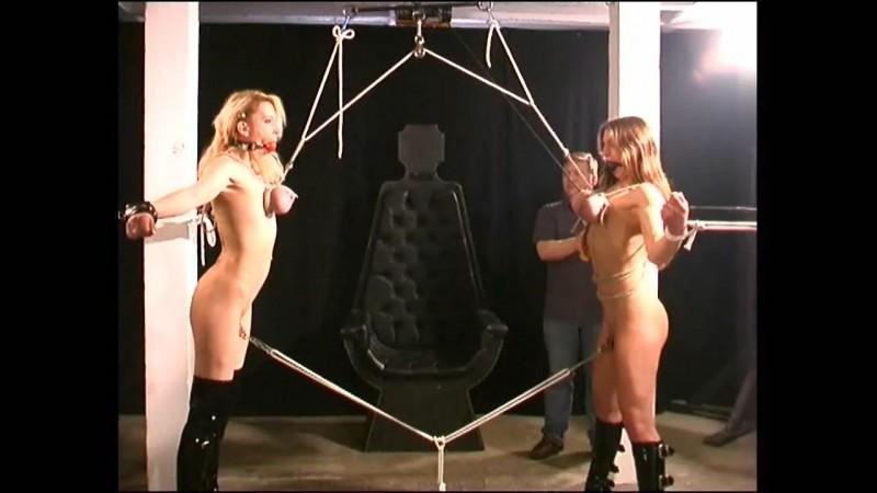 Fan Breast Bondage Session with Slaves Eva and Katharina (bip107). Nov 24 2018. Breastsinpain.com (555 Mb)