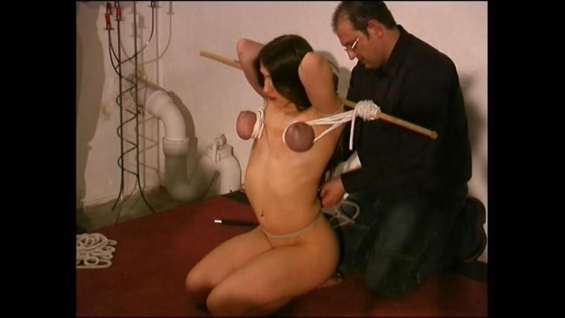 Fan Breast Bondage Session with Slaves Eva and Katharina (bip109). Dec 08 2018. Breastsinpain.com (824 Mb)