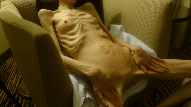 Christin posing naked indoors (b5Em6). 11 Jun 2018. Skinnyfans.com (275 Mb)