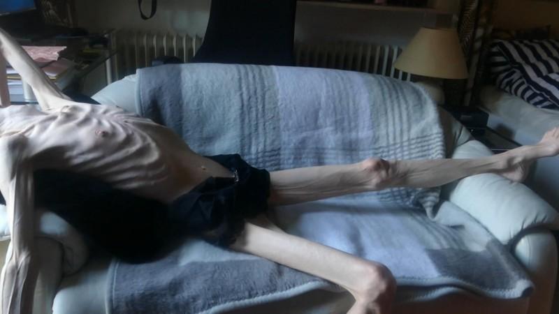 Denisa posing indoors (t9B3y). 20 Aug 2018. Skinnyfans.com (259 Mb)