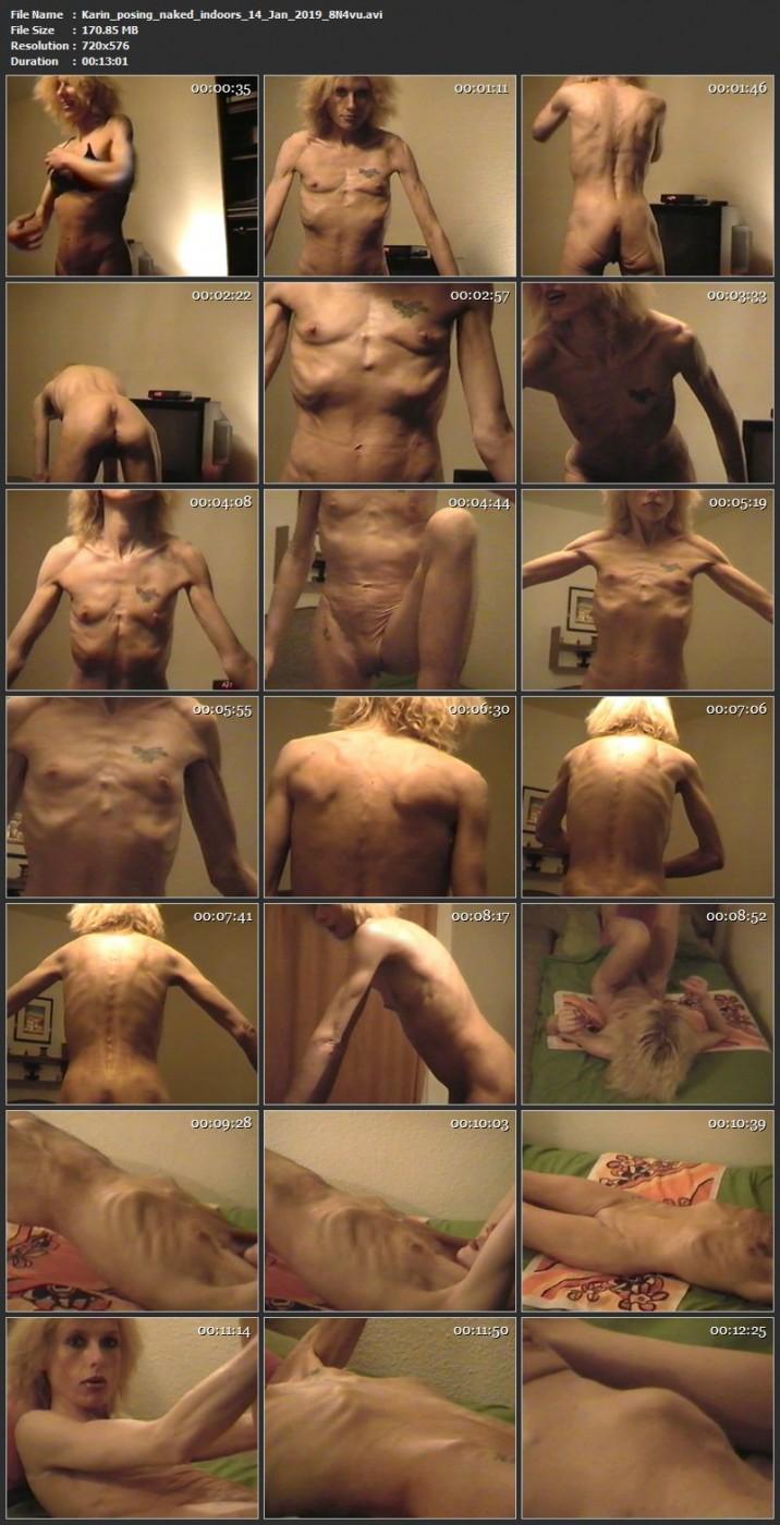Karin posing naked indoors (8N4vu). 14 Jan 2019. Skinnyfans.com (170 Mb)
