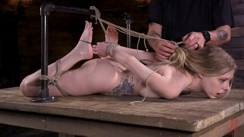 Sassy Pain Slut Gets Tormented in Bondage – Violet October. 11 Apr 2019. Hogtied.com (1659 Mb)