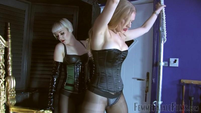 Trodden – Featuring Goddess Dommelia, Mistress Petite. 16 May 2018. Femmefatalefilms.com (245 Mb)