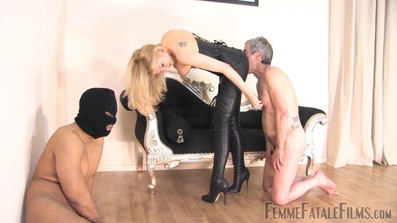 Best Boot Forward – Featuring Mistress Eleise de Lacy. 9 Apr 2019. Femmefatalefilms.com (1140 Mb)