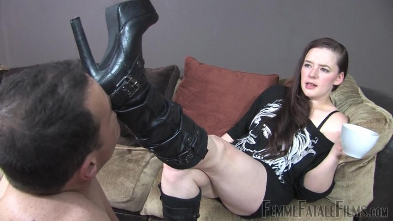 Boot Busted & Beaten – Featuring Governess Ely. 21 Nov 2018. Femmefatalefilms.com (242 Mb)