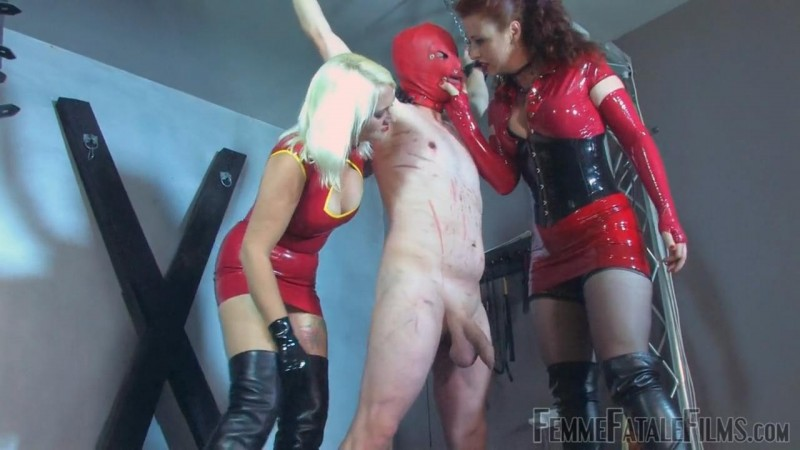 Dangerous – Featuring Divine Mistress Heather, Mistress Lady Renee. 29 Sep 2018. Femmefatalefilms.com (216 Mb)