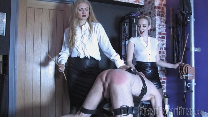 Deserving Of The Cane – Featuring Goddess Dommelia, Mistress Petite. 11 Aug 2018. Femmefatalefilms.com (229 Mb)