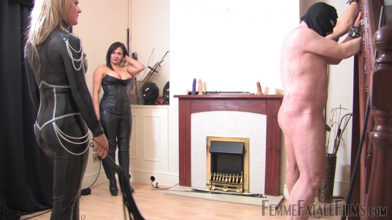 Frenzied Whipping – Featuring Mistress Athena, Mistress R'eal. 9 Apr 2019. Femmefatalefilms.com (654 Mb)