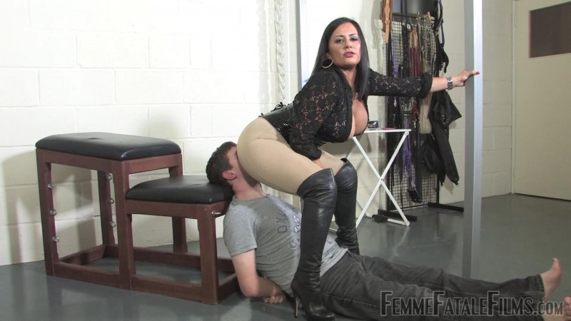 Lazy Scumbag – Featuring Mistress R'eal. 25 Jan 2019. Femmefatalefilms.com (483 Mb)