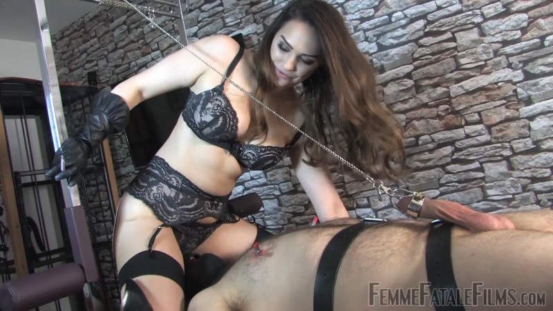 The Agony & The Ecstasy – Featuring Mistress Serena. 04 Jan 2019. Femmefatalefilms.com (1693 Mb)