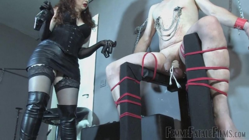 Training Never Ends – Featuring Mistress Lady Renee. 30 Jul 2018. Femmefatalefilms.com (128 Mb)