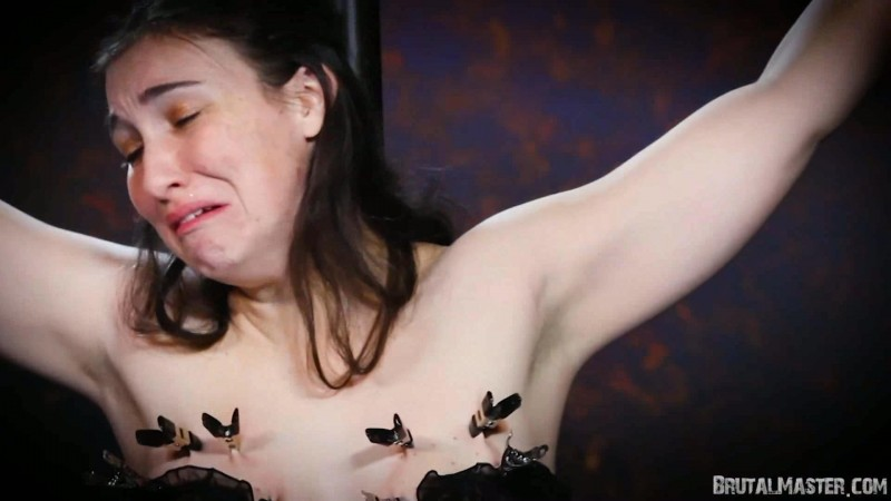Crucified And Interview – Lilah Rose. 18 Oct 2018. BrutalMaster.com (276 Mb)