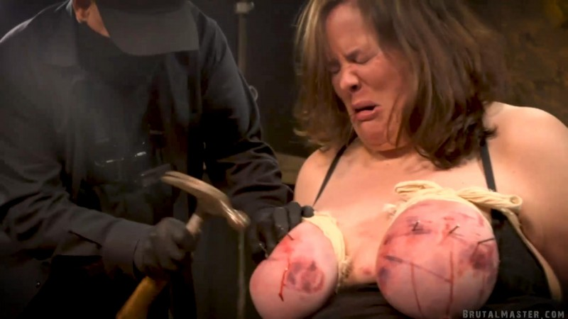 Nailed for Real – Slave Cow. 02 May 2019. BrutalMaster.com (246 Mb)