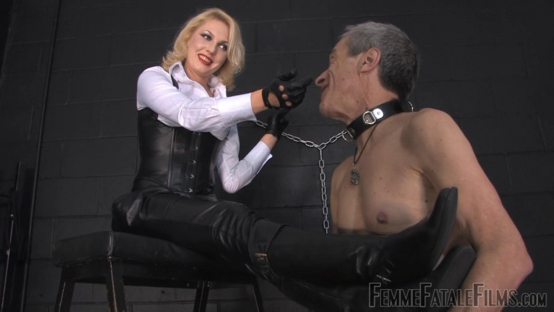 Never Say No – Day Two – Featuring Mistress Akella. 11 Apr 2019. Femmefatalefilms.com (1146 Mb)