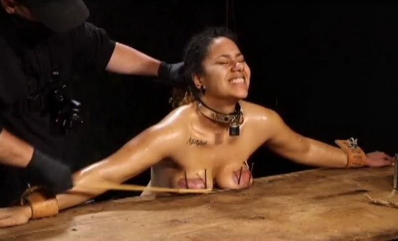 New Meat Tit Nailed Slut – Pussy. 01 Feb 2018. BrutalMaster.com (62 Mb)