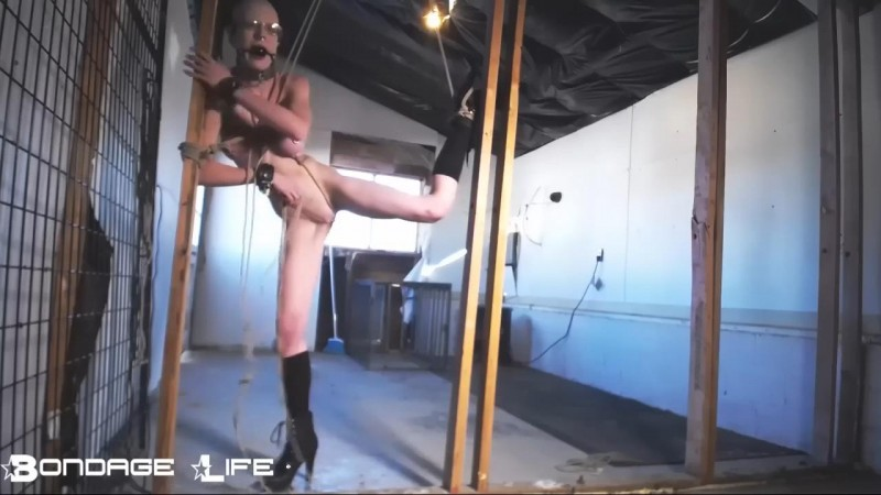 Self-Bondage (Rope Edition) – Rachel Greyhound. 4/22/2019. Bondagelife.com (214 Mb)