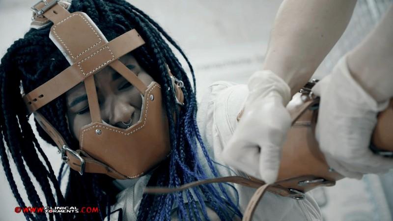 Treatment In Medical Restraints – Venus Black And Miss Estigia Part One (Clip379). Jan 12 2019. Clinicaltorments.com (776 Mb)