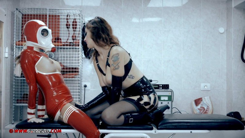 Unwillingness To Work – Susy Blue And Margout Darko Part Six (Clip 389). Apr 05 2019. Clinicaltorments.com (764 Mb)