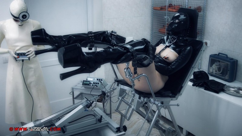 At The Rubber Gynecologist – Nurse Celia Steinhardt And Margout Darko Part Four (Clip399). Jul 27 2019. Clinicaltorments.com (725 Mb)